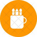 Holder Mug Design Icon