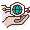 Holding Hand Icon