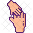 Holding Hands Icon