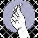 Holding Key Key Unlock Icon