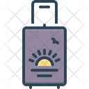 Holiday Vacation Leave Icon