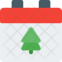 Holiday Calendar Day Icon