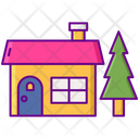 Holiday Home Icon