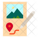 Planning Traver Note Icon