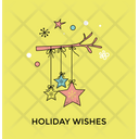 Holiday Wishes Icon