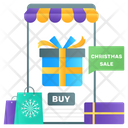 Sale App Mcommerce Shopping Sale Icon