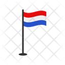 Holland Flag Flag National Flag Icon