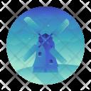 Holland windmill Icon