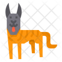 Hollandse Herder Dog Icon