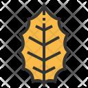 Holly Leaf Greenery Icon