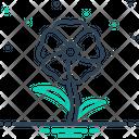 Hollyhock Icon