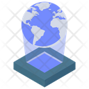Hologram Icon