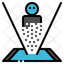 Hologram Call Video Icon