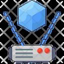 Hologram Augmented Reality Virtual Reality Icon