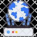 Hologram Holographic Technology Icon