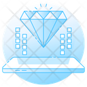 Hologram Projector Icon