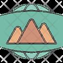 Holographic Icon