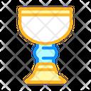 Holy Grail Religion Icon