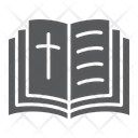 Holy Bible Religion Icon