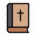 Easter Holy Book Icon