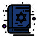 Holy Book Bible Book Icon