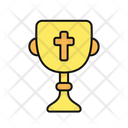 Holy Chalice Communion Christianity Icon
