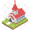 Holy Church Building Icon