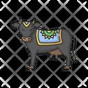 Hinduism Hindu Bull Icon