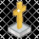 Holy Cross Icon