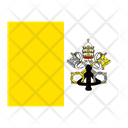 Holy See Flag Flags Icon