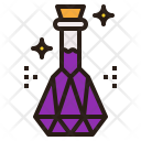 Holy Water Bottle Icon