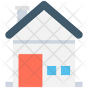Home Apartment House Icon