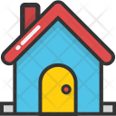 Home House Shelter Icon