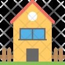 Hut Lodge House Icon
