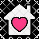 Home Love Romance Icon