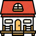 Home Building Real Icon