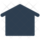 Home Page House Landing Icon
