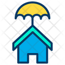 Secure Homesecure House Protected Home Home Icon