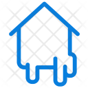 Home Melting Melt Icon