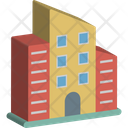 Warehouse Farmhouse Storehouse Icon