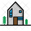 Property Building House Icon