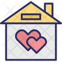 Building Dream House Family House Icon