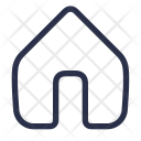 Home Address Building Icon
