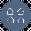 Home Neighboor Neighbor Icon