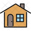 Home Insurance House Icon