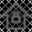 Home Lock Control Icon
