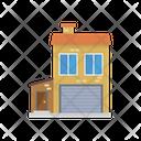 Home House Smalltown Icon