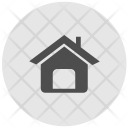 Home Back Navigation Icon