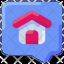 Home Realestate Buke Icon