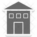 Home Hut Shack Icon